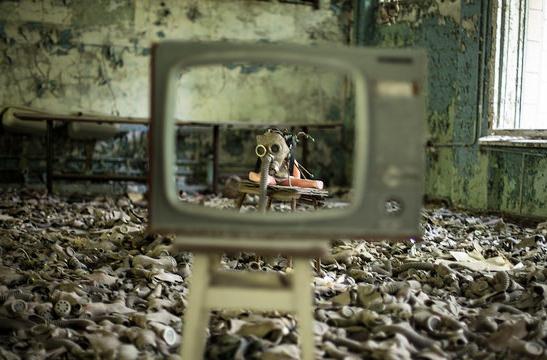 В зоне Чернобыля открылся туристический хостел