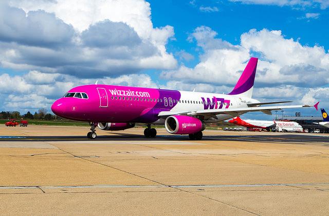 Wizz Air открыл дешевые рейсы по маршруту Львов-Берлин