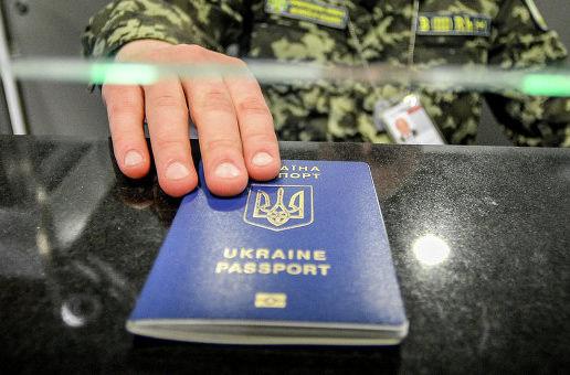 За время действия безвиза Евросоюз посетило около 100 тыс. украинцев
