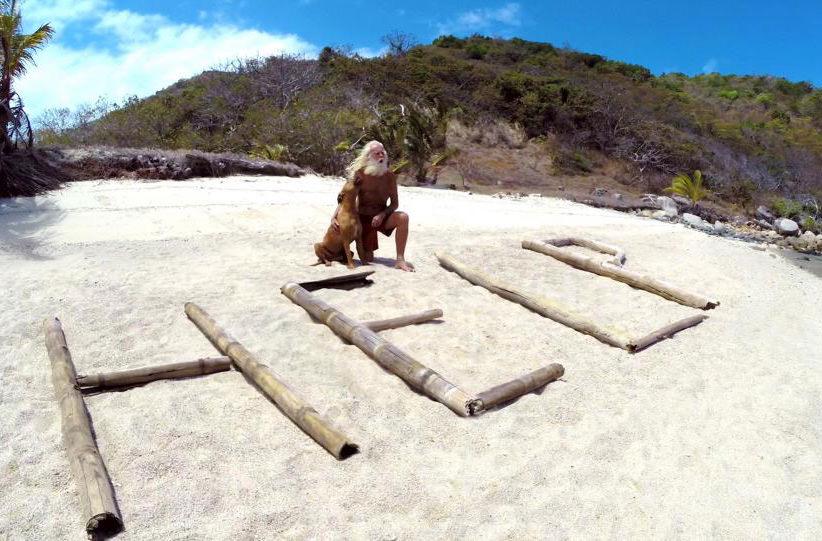 Бывший миллионер ищет спутницу для жизни на необитаемом острове