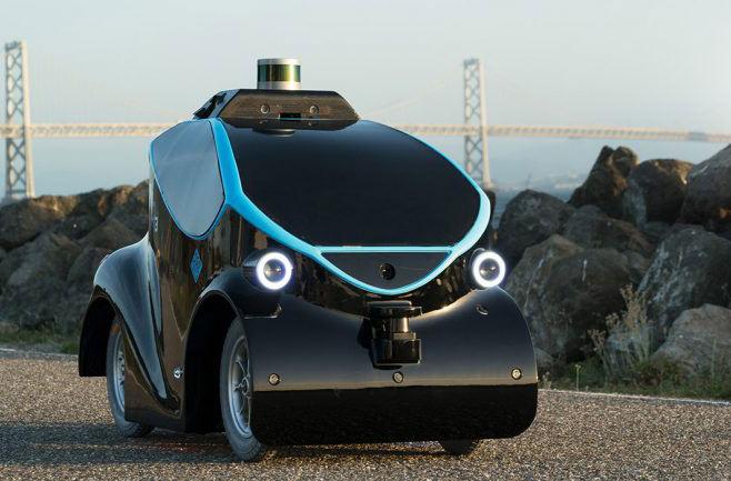 Дороги Дубая будут патрулировать полицейские беспилотные автомобили