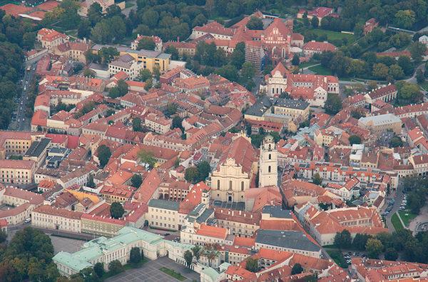 Городские волонтеры помогут туристам исследовать Вильнюс
