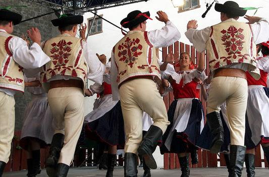 Объявлены фестивали Чехии в августе