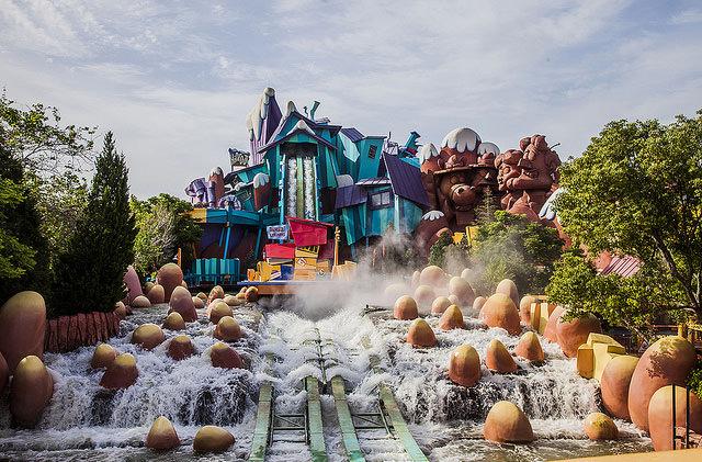 Определены лучшие парки развлечений