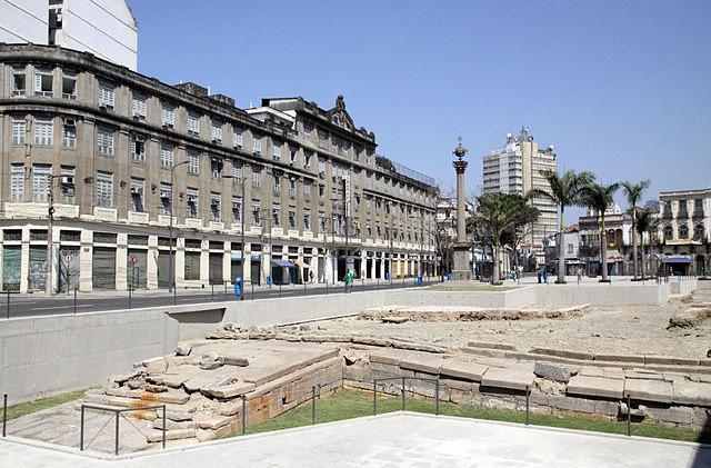 Причал рабов в Бразилии признан объектом Всемирного наследия ЮНЕСКО