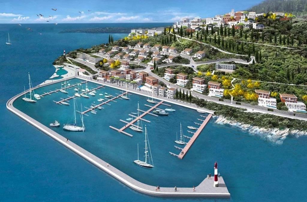 У Бока-Которской бухты построят новый городок за 500 миллионов евро