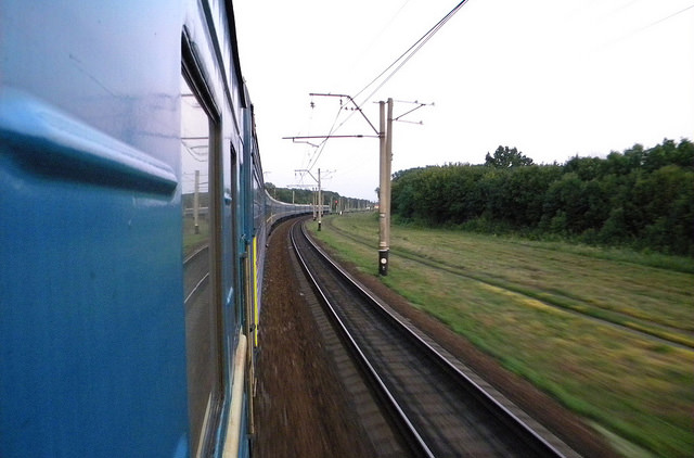 Укрзалізниця предлагает скидку на первые билеты для рейсов в Прагу