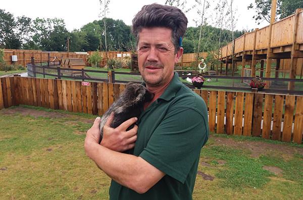 В британском графстве открылся паб с зоопарком