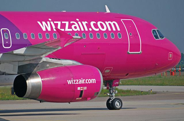 Wizz Air полетит из Украины в Таллин и Лиссабон