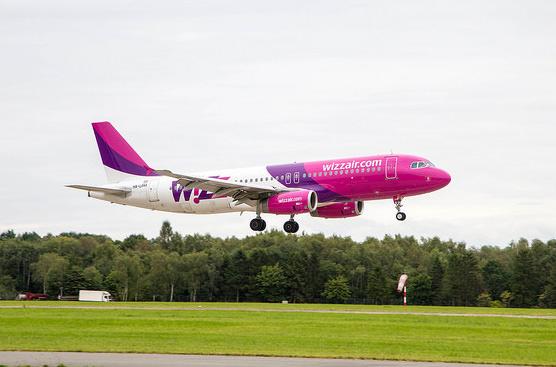Wizz Air установит плату за ручную кладь и изменит вес регистрированного багажа
