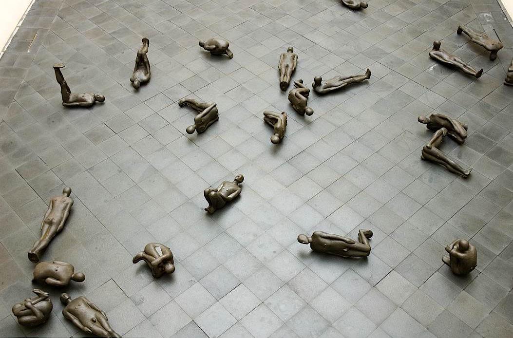 До конца августа можно бесплатно посетить музей современного искусства Неаполя