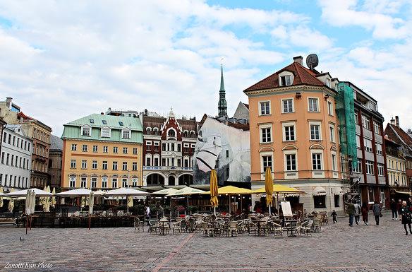 Изменится процедура оформления латвийских виз для россиян