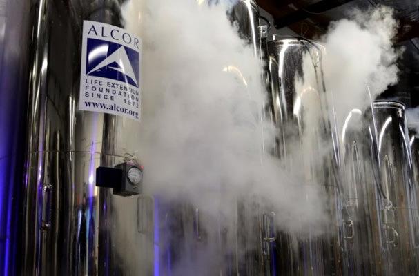 Китайские ученые впервые заморозили человеческое тело