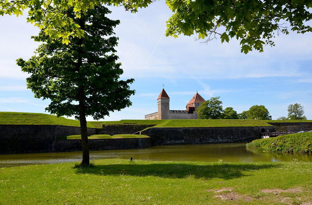 Крепость Курессааре, Эстония