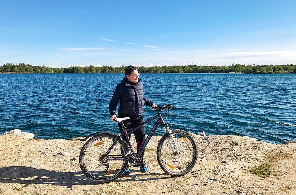 Велосипедные покатушки по Эстонии