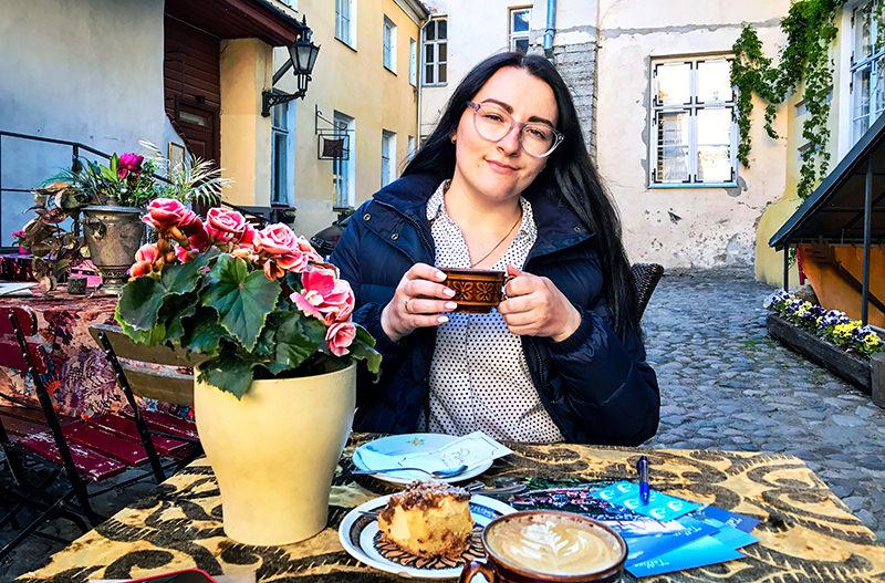 Скрытая чоколатерия Chocolats de Pierre в Старом Таллинне