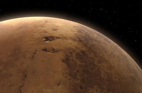 NASA собирается насытить атмосферу Марса кислородом