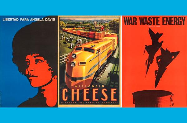 Нью-Йорк приглашает посетить выставку первого местного музея постеров