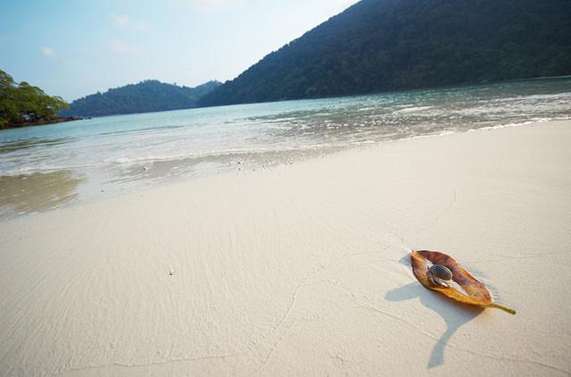 Определены лучшие пляжи Таиланда