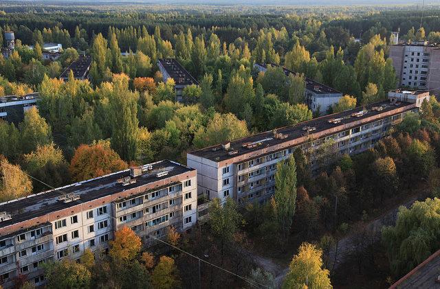 PlayStation анонсировала виртуальные туры по Чернобылю