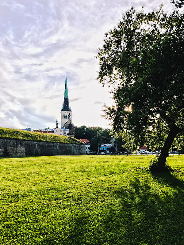 Путешествие в Эстонию: ожидания и реальность