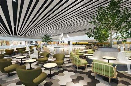 В аэропорту Сингапура откроется новая лаунж-зона
