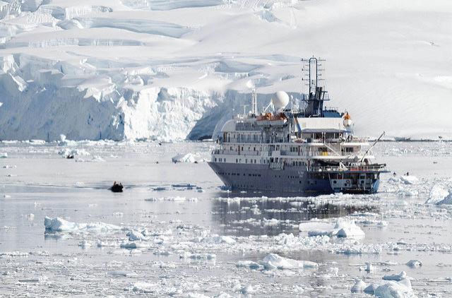 В Антарктиде обнаружено несколько десятков новых вулканов