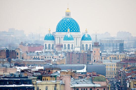 В Санкт-Петербурге откроются дополнительные крыши для экскурсий