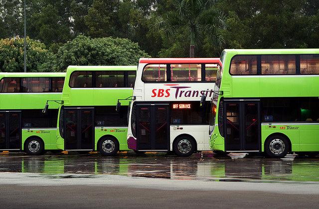 В Сингапуре запустят общественный транспорт на заказ