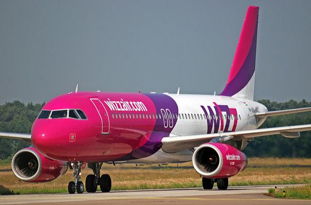 Wizz Air сократил срок бесплатной онлайн регистрации на рейсы