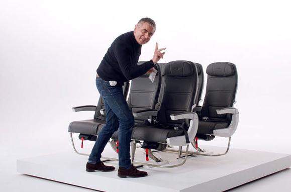 Звезды телеэкрана снялись в ролике для British Airways