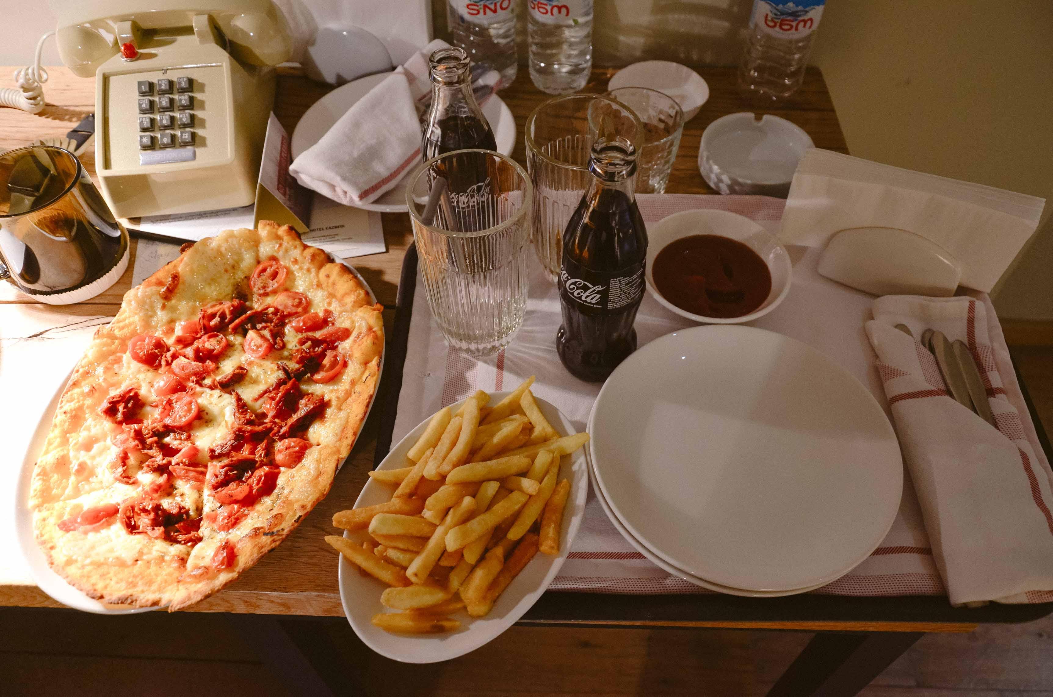 Обслуживание в номер в отеле Rooms Kazbegi
