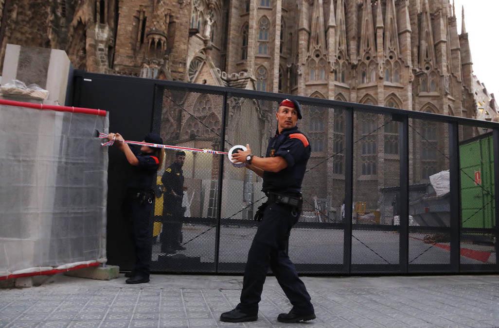 У собора Саграда Фамилия появится новая система безопасности