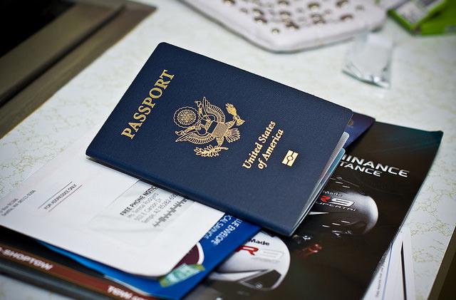 В аэропорту Бостона пассажирам не нужно предъявлять паспорт