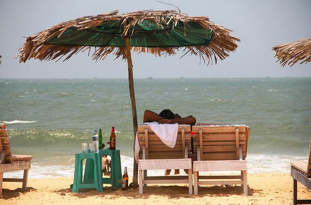 В Гоа введут запрет на распитие алкоголя в общественных местах