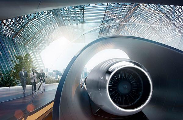 В Индии хотят построить свой Hyperloop