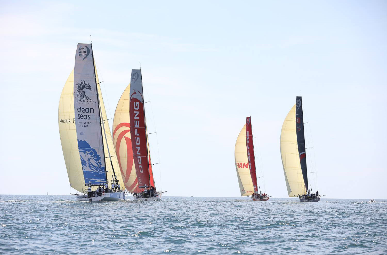 В Испании стартует кругосветная регата Volvo Ocean Race