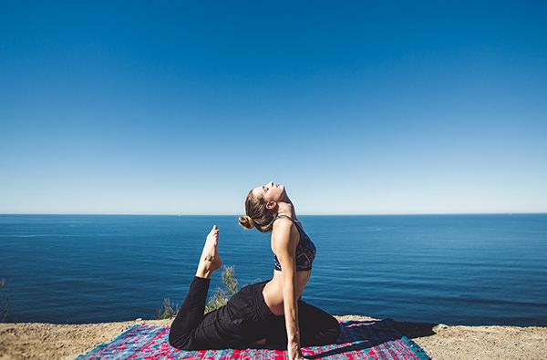 В Израиле пройдет фестиваль йоги Yoga Arava