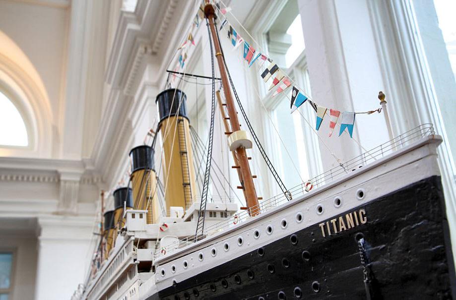 В Северной Ирландии открылся отель в здании, где создавался Титаник