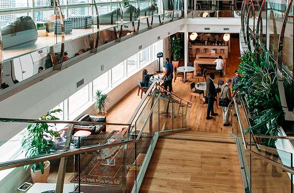 Airbnb предлагает бронировать помещение для бизнес-встреч