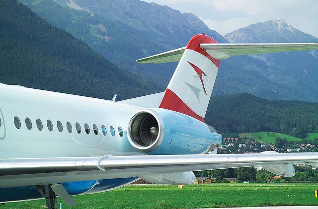Austrian Airlines запускает рейсы в города Украины