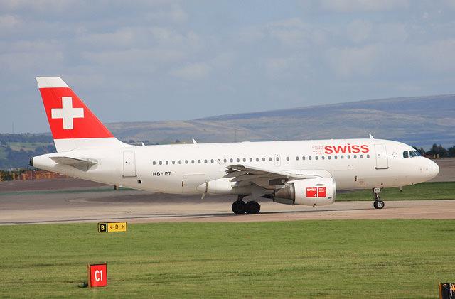 Авиакомпания Swiss снова будет летать в Украину