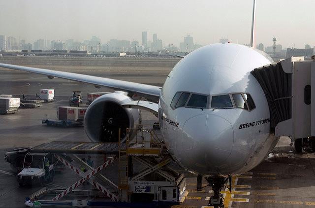 В аэропортах Дубая появятся биометрические тоннели для паспортного контроля
