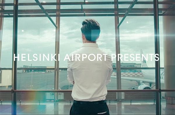 В аэропорту Хельсинки запустили маркетинговое реалити-шоу