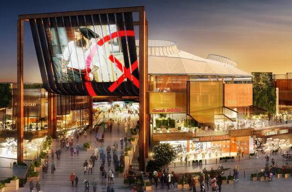 В Испании откроют альтернативный торговый центр