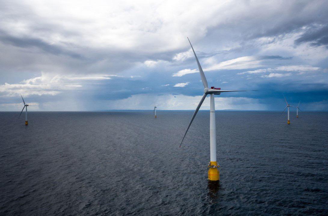 В Шотландии запустили первую морскую ветряную электростанцию