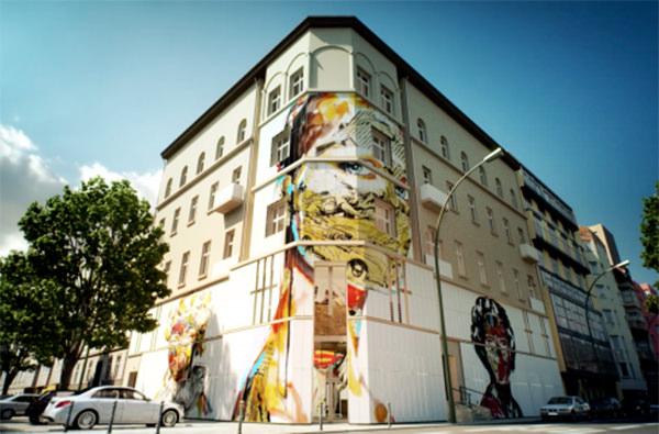В столице Германии появился музей граффити