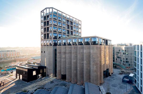В ЮАР открылся необычный музей искусства