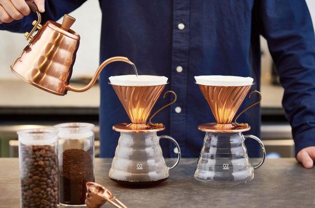 Хороший кофе и пуровер