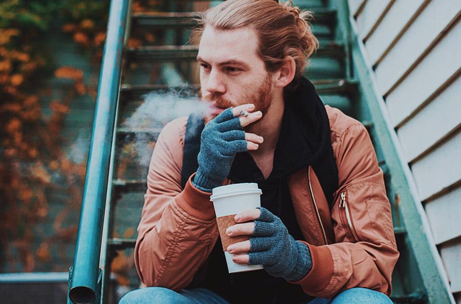 Перчатки без пальцев или рукавички со съемным верхом